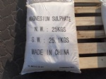 Magnesium sulphate exporting picture